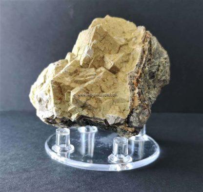 Andradita-granate-amarillo-China