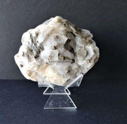 Calcita-limonita