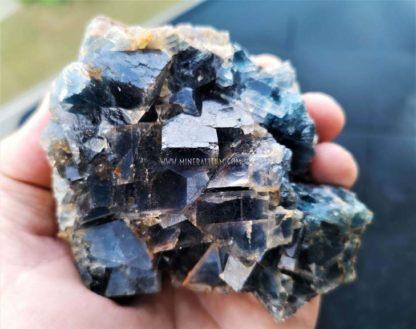 Fluorita-azul-China