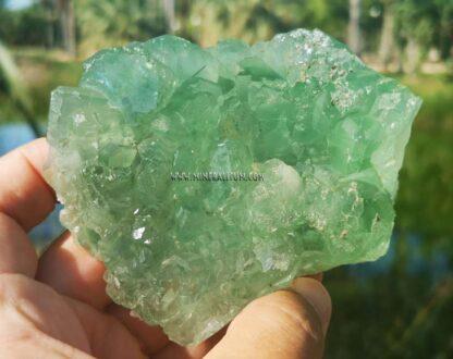 Fluorita-calcita-verde-exterior-a