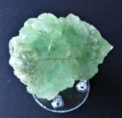Fluorita-calcita-verde