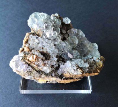 Fluorita-púrpura
