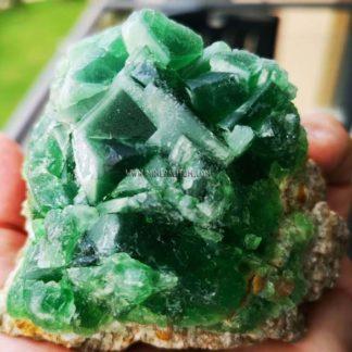Fluorite-green